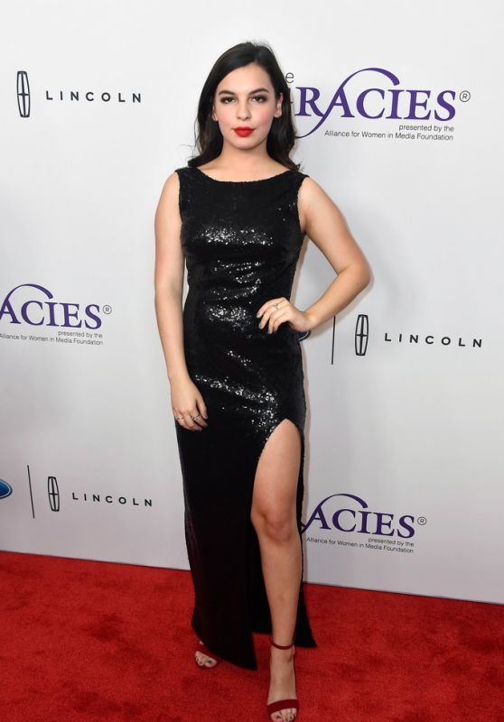 Isabella Gomez - 2018 Gracie Awards in Beverly Hills