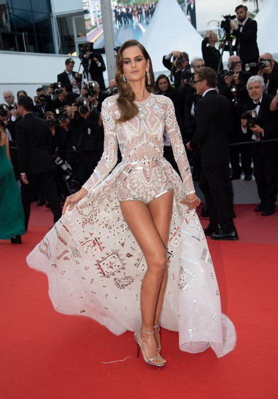 "Izabel Goulart – ""Sink or Swim"" Red Carpet in Cannes"