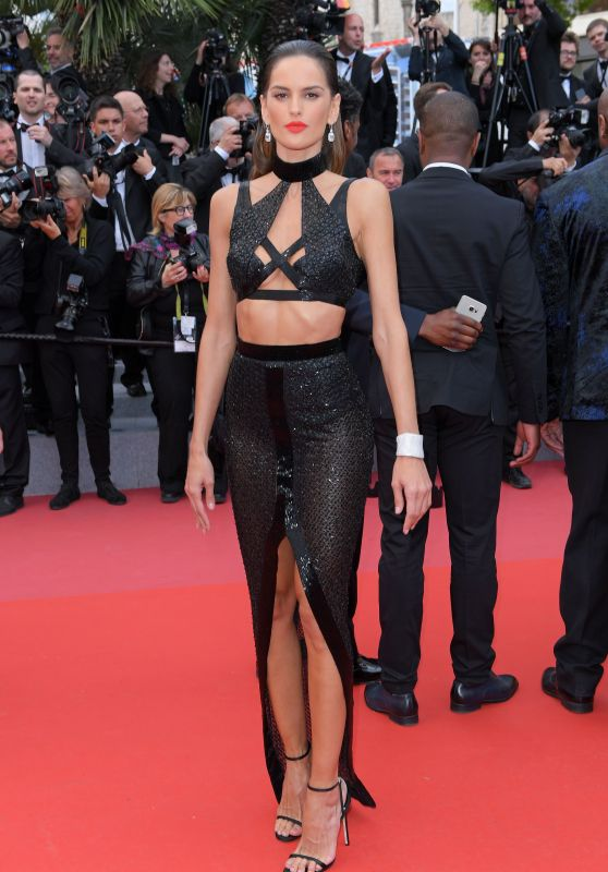 "Izabel Goulart – ""Solo: A Star Wars Story"" Red Carpet in Cannes"