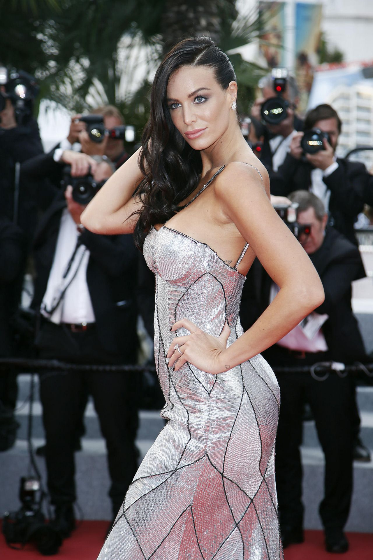 Jade Foret - The Wild Pear Tree Red Carpet in Cannes