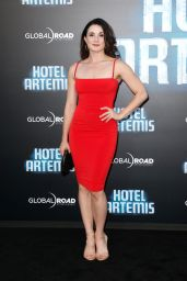 "Jaimie Goodwin – ""Hotel Artemis"" Premiere in Westwood"