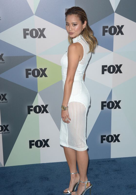 Jamie Chung – 2018 Fox Network Upfront in NYC