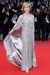 """Jane Fonda - """"BlacKkKlansman"""" Premiere in Cannes"""