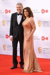 Jane McDonald – BAFTA TV Awards 2018 in London