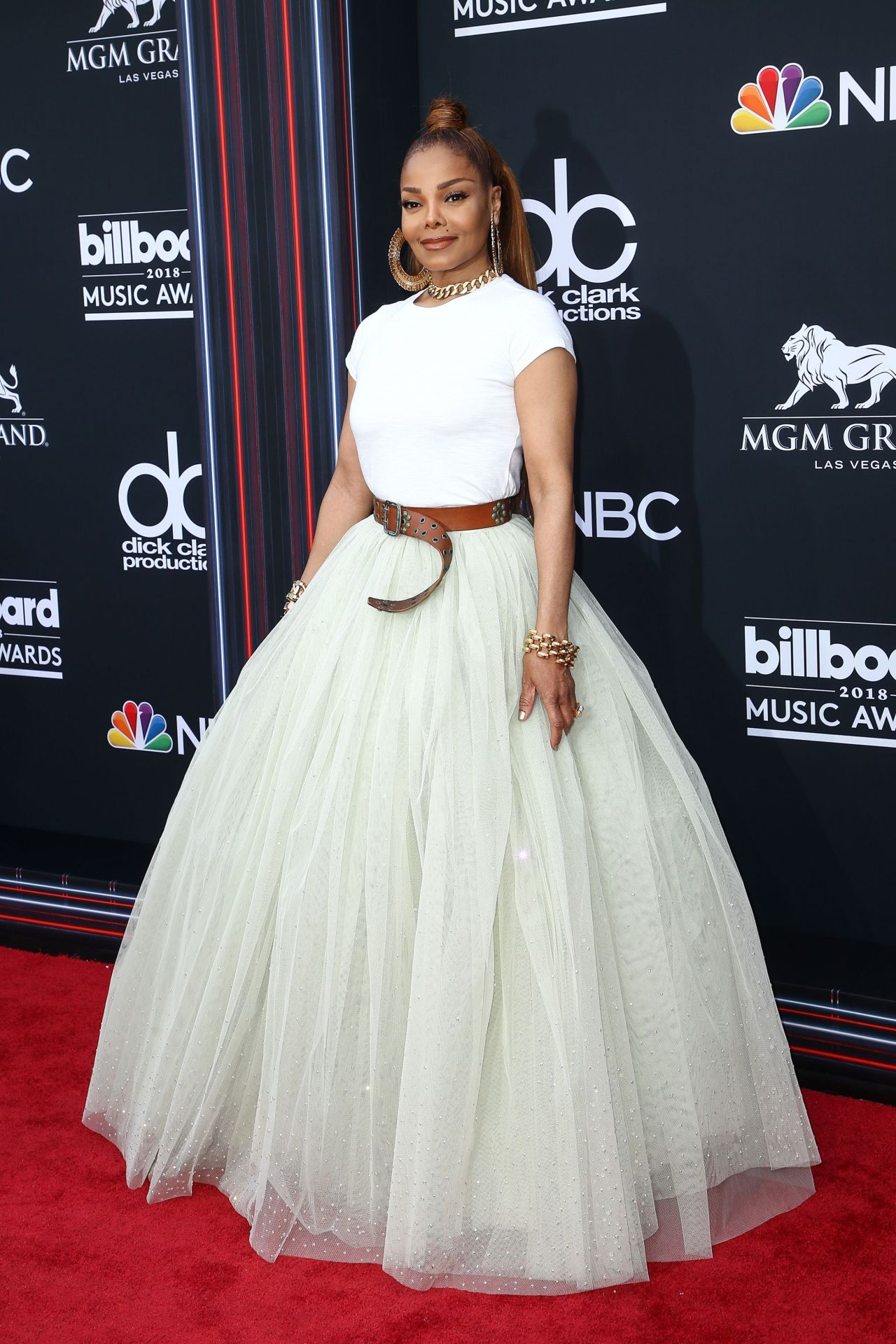 Janet Jackson 2018 Billboard Music Awards In Las Vegas