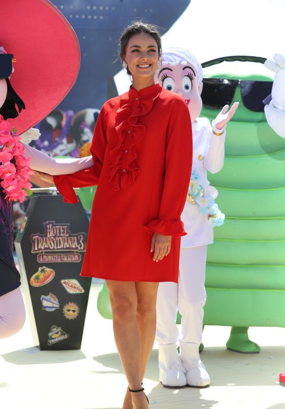 "Janina Uhse – ""Hotel Transylvania 3: Summer Vacation"" Photocall at Cannes Film Festival"