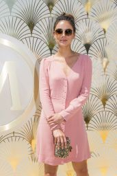Janina Uhse - Magnum x Alexander Wang Press Conference in Cannes 05/10/2018
