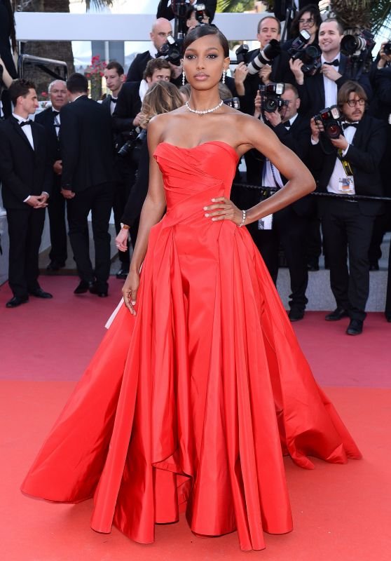"Jasmine Tookes – ""Girls of the Sun"" Premiere at Cannes Film Festival"