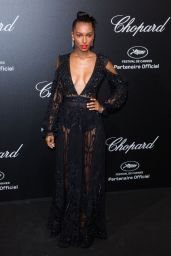 Jasmine Tookes – Secret Chopard Party in Cannes 05/11/2018