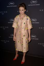 Jasmine Trinca – Kering Women in Motion Awards Dinner at Cannes Film Festival 2018