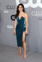 Jeanine Mason – CW Network Upfront Presentation in NYC 05/17/2018