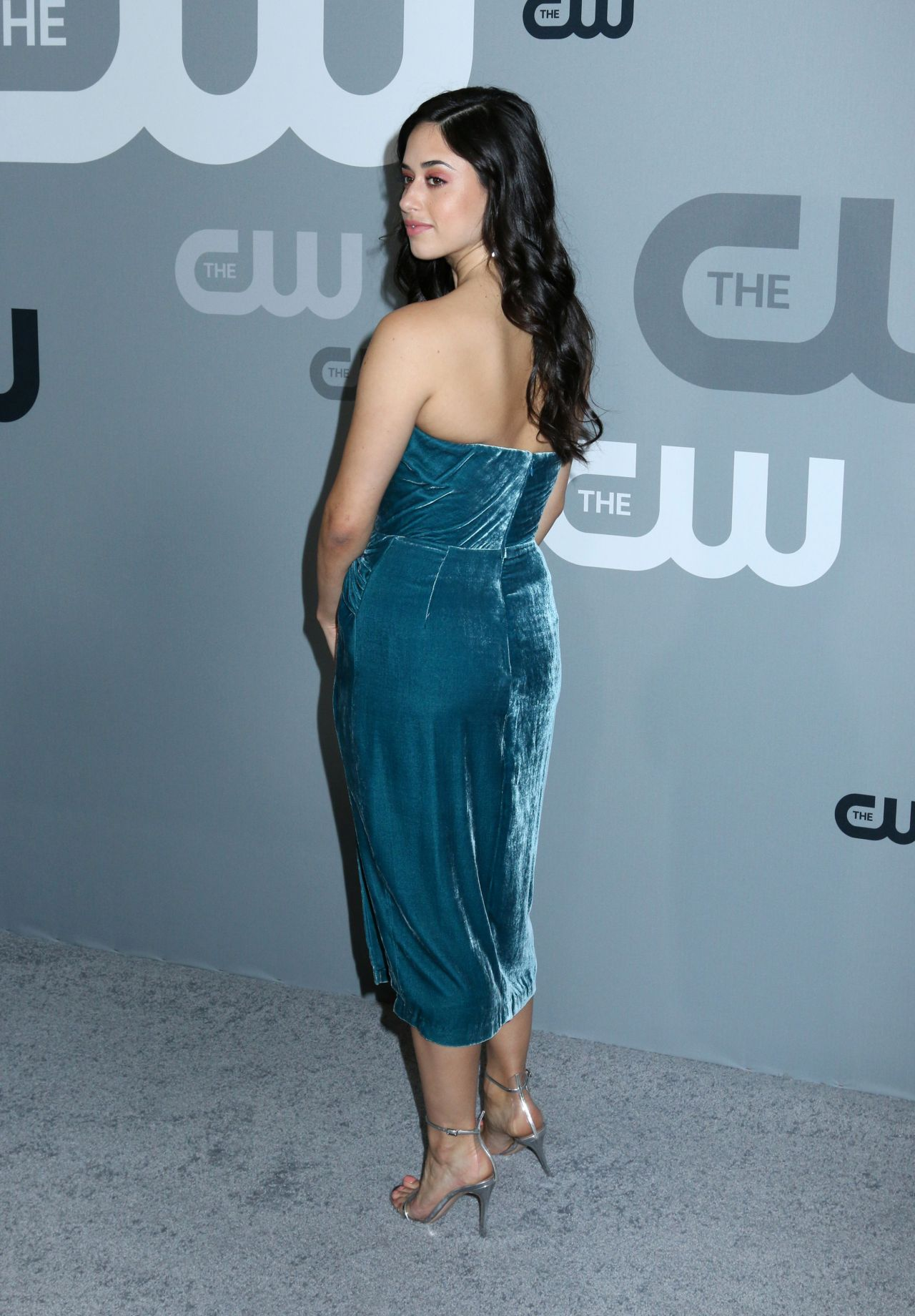Jeanine Mason Cw Network Upfront Presentation In Nyc 05