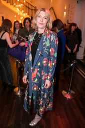 """Jemma Redgrave - """"Mood Music"""" Party in London"""