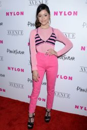 Jenna Ortega – NYLON Young Hollywood Party in LA