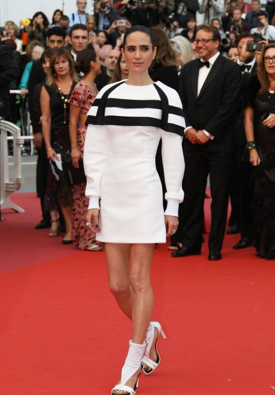 """Jennifer Connelly – """"Solo: A Star Wars Story"""" Red Carpet in Cannes"""