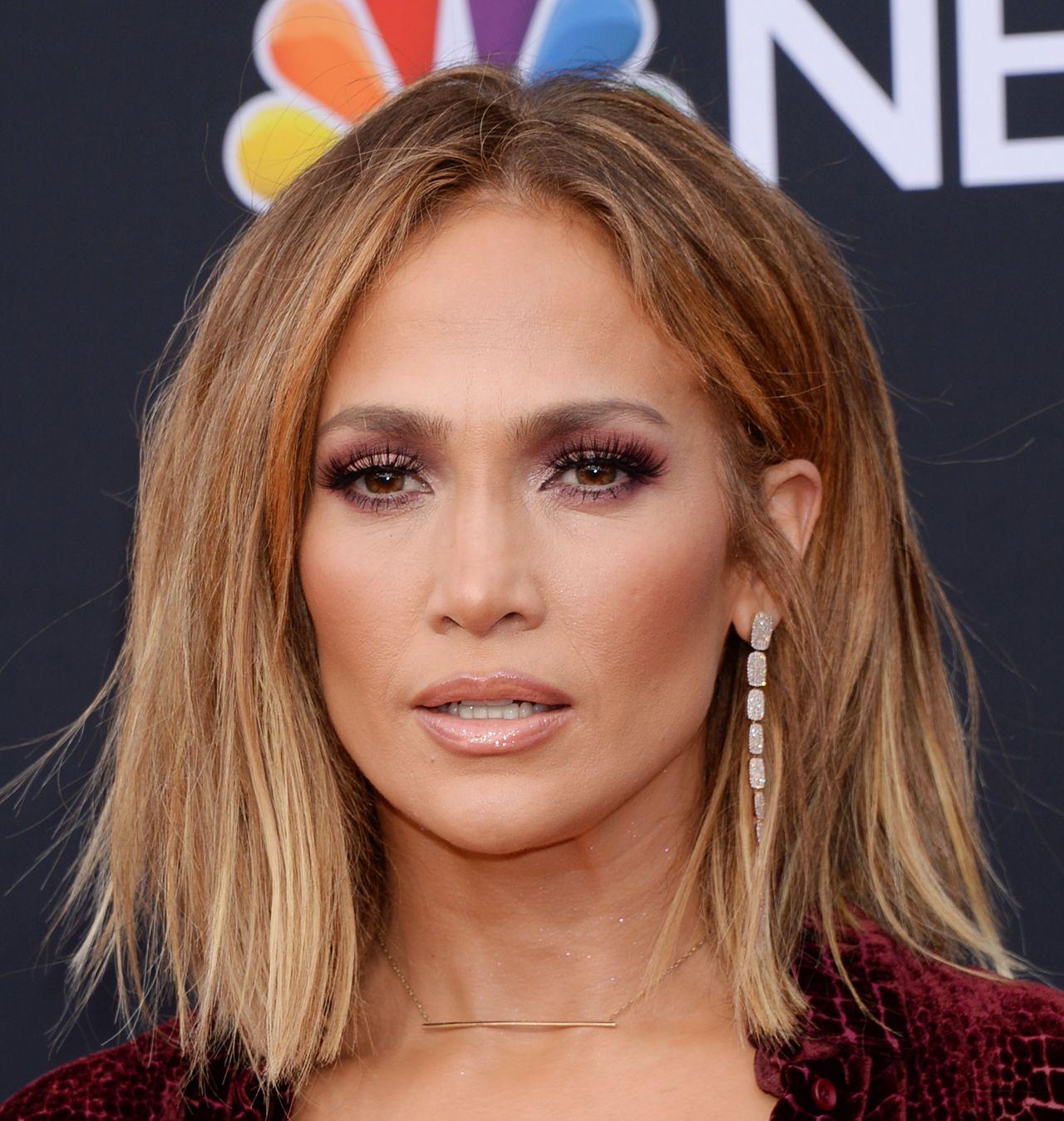 Jennifer Lopez 2018 Billboard Music Awards In Las Vegas