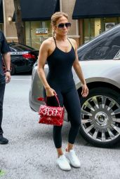 Jennifer Lopez - Arriving at a Hotel in Miami 05/24/2018