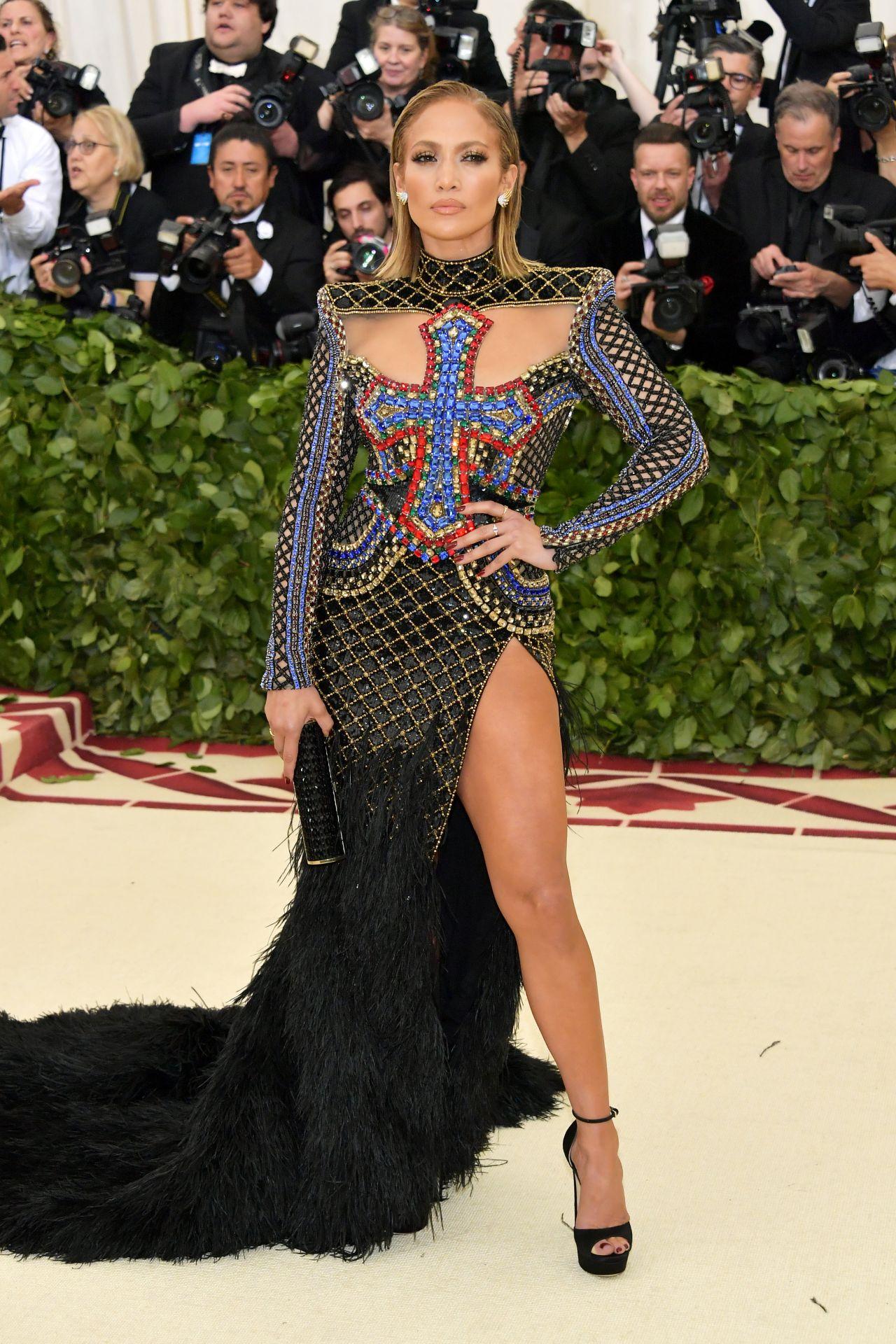 Jennifer Lopez  Met Gala 2018-1540