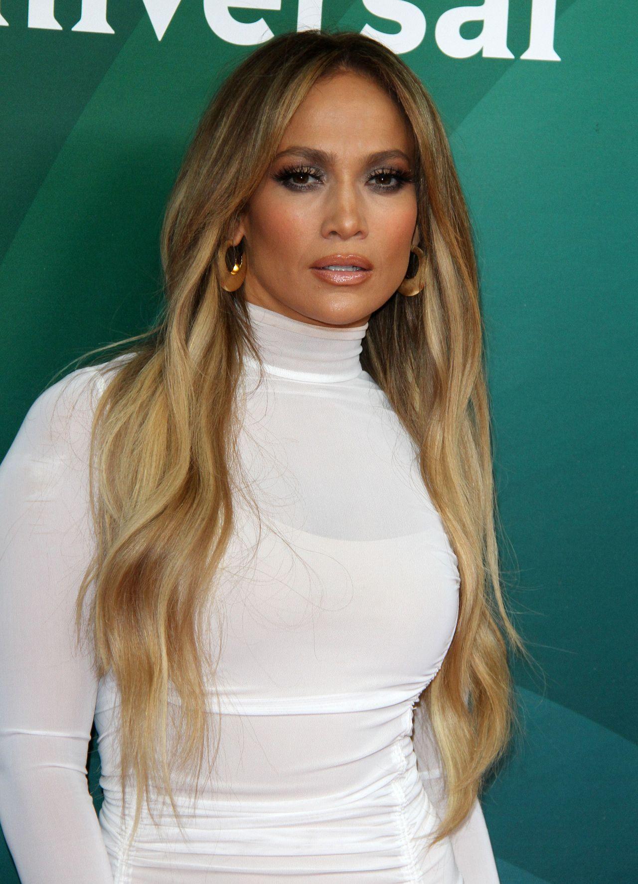 Jennifer Lopez - NBCUniversal Summer Press Day 2018 in ...