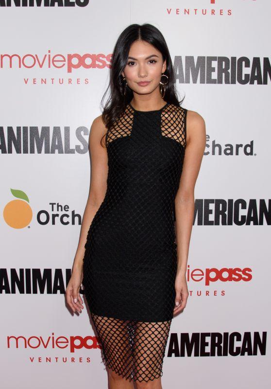 """Jessica Barta Lam – """"American Animals"""" Premiere in New York"""