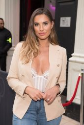 Jessica Shears – Missguided New Fragrance Launch Party in London 05/16/2018