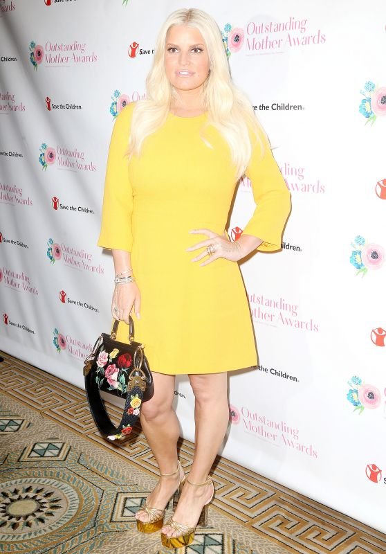 Jessica Simpson - Outstanding Mother Awards 2018 in New York