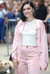 Jessie J at Good Morning America in New York 05/29/2018