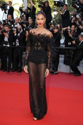"""Joan Smalls – """"Girls of the Sun"""" Premiere at Cannes Film Festival"""