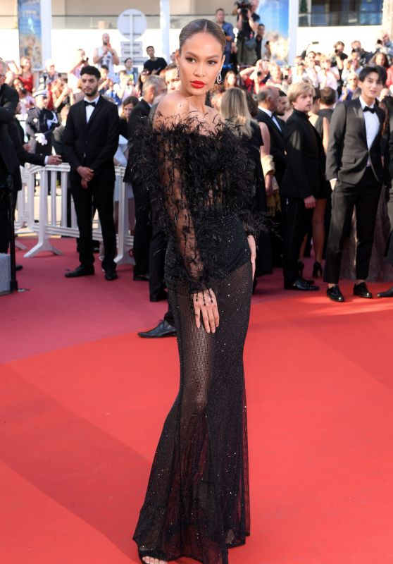 "Joan Smalls – ""Girls of the Sun"" Premiere at Cannes Film Festival"