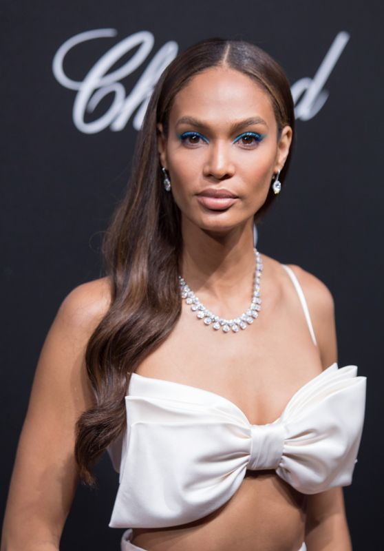 Joan Smalls – Secret Chopard Party in Cannes 05/11/2018