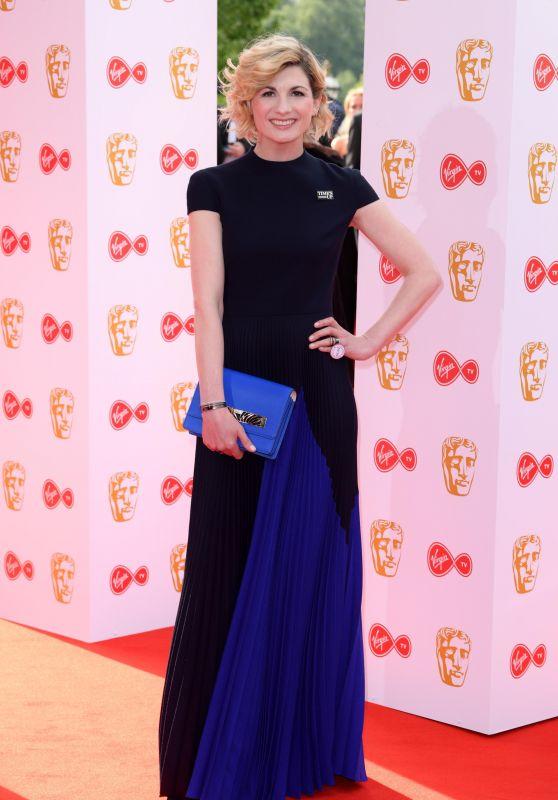 Jodie Whittaker – BAFTA TV Awards 2018 in London