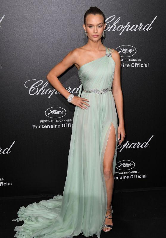 Josephine Skriver - Secret Chopard Party in Cannes 05/11/2018