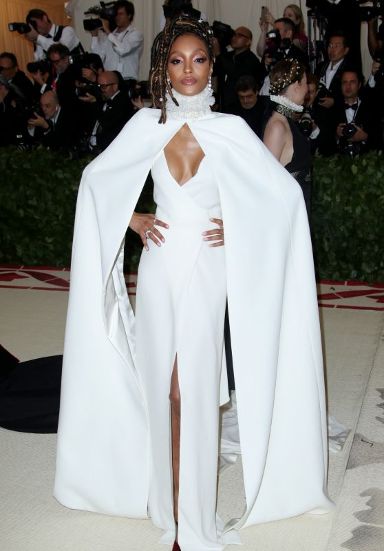 Jourdan Dunn – MET Gala 2018