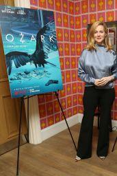 Julia Garner, Laura Linney and Jason Bateman - Netflix