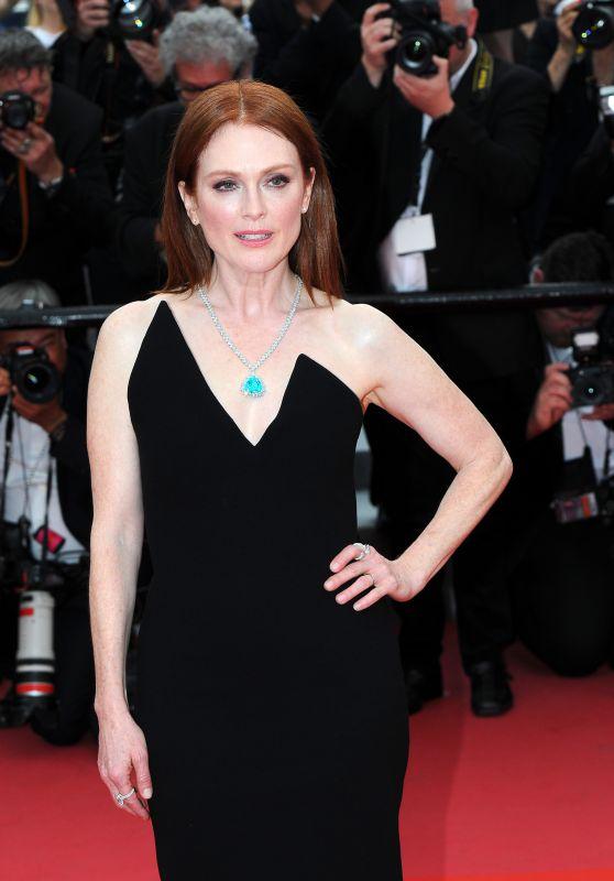 "Julianne Moore – ""Yomeddine"" Red Carpet at Cannes Film Festival 2018"