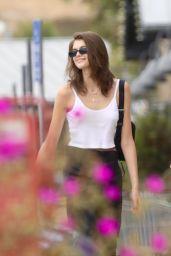 Kaia Gerber - Walking in Malibu, May 2018