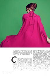 Karen Gillan - American Way Magazine May 2018 Issue