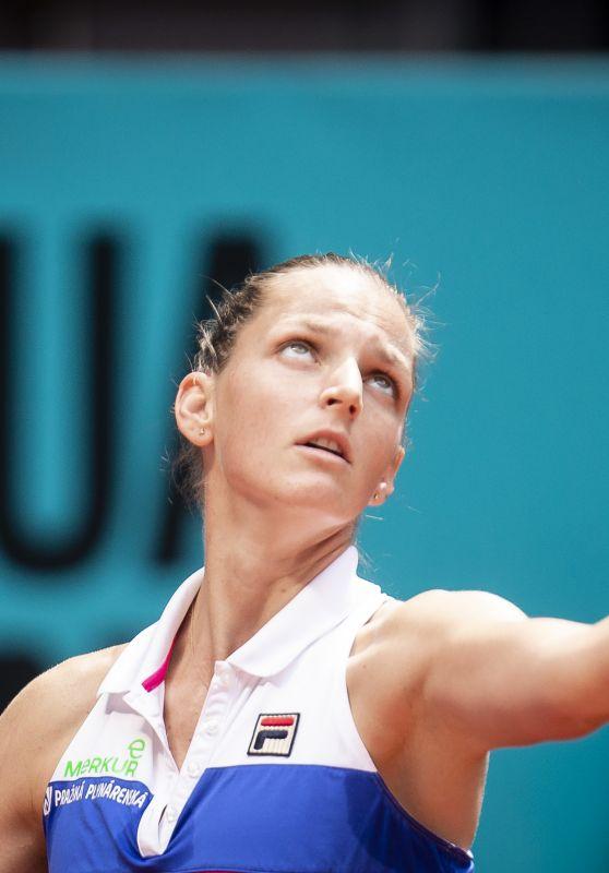 Karolina Pliskova – Mutua Madrid Open 05/09/2018