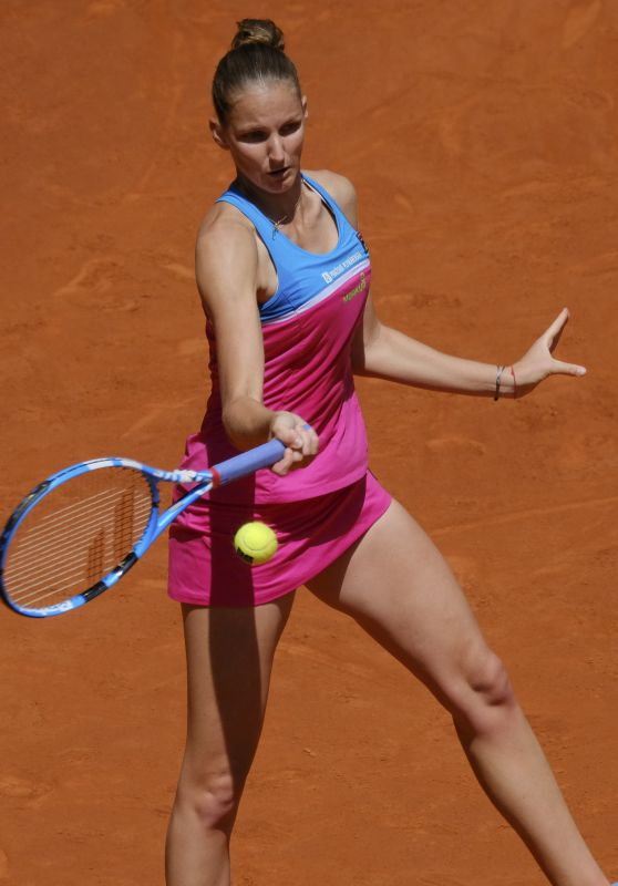Karolina Pliskova – Mutua Madrid Open 05/10/2018