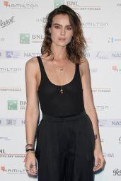 Kasia Smutniak – Nastri D'Argento 2018 Blu Carpet in Rome