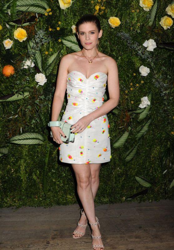 Kate Mara - Belvedere Vodka Ginger Zest Launch in New York 05/15/2018