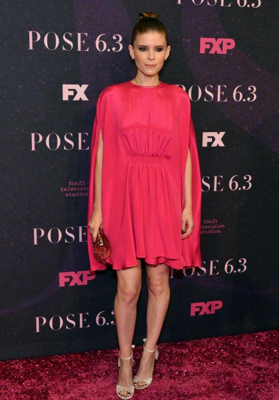"Kate Mara - ""Pose"" TV Show Premiere in New York"