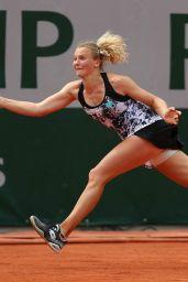 Katerina Siniakova – French Open Tennis Tournament 2018 in Paris 05/28/2018