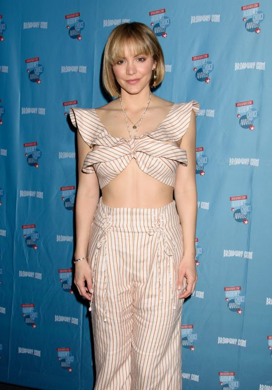 Katharine McPhee - Broadway.com Audience Choice Awards Winners Cocktail Party in NY 05/24/2018