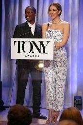 Katharine McPhee - Tony Awards 2018 Nominations in New York