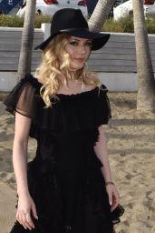 Katheryn Winnick - Playa Padre Opening in Marbella 05/13/2018