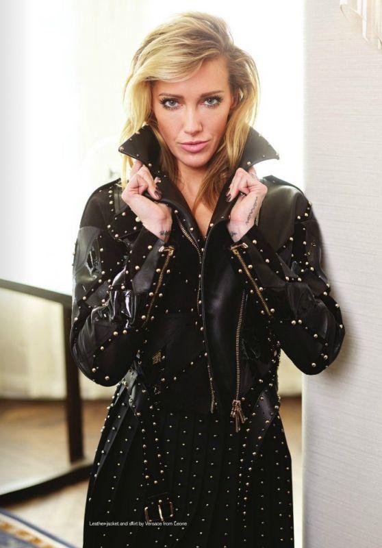 Katie Cassidy - Chloe Magazine Spring 2018