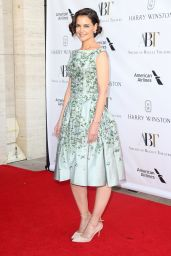 Katie Holmes - American Ballet Gala at the Metropolitan Opera House in NYC 05/21/2018