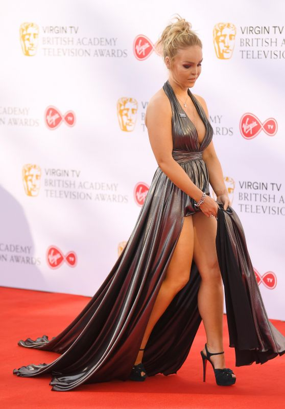 Katie Piper – BAFTA TV Awards 2018 in London