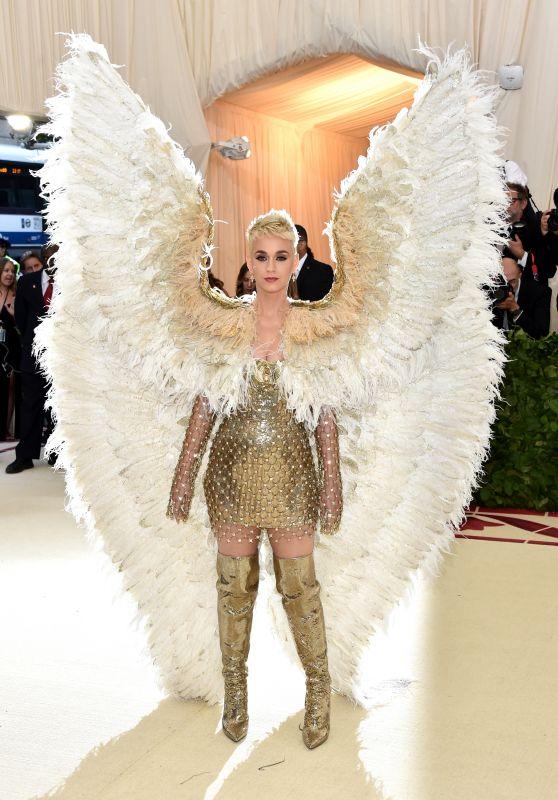 Katy Perry – MET Gala 2018